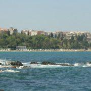 посещение в Черноморец